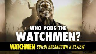 Watchmen HBO Premiere S01E01 Breakdown & Review