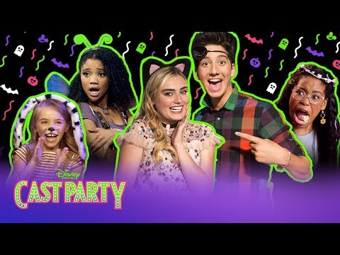 Cast Party! | ZOMBIES | Disney Channel