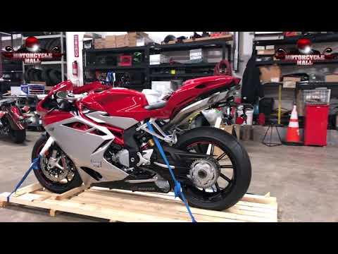 2018 MV Agusta F4 & F4 RR | Unboxing