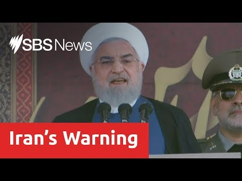 Iran warns it