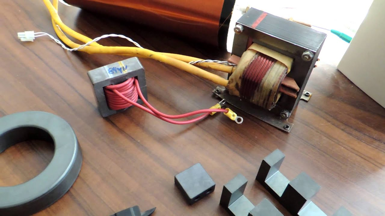 Transformer Inductor Design Part 1 Youtube