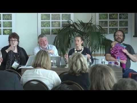Wikipedia panel discussion