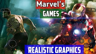 [97MB] Marvel's Avengers All Android || Highly Compressed || Marvel's Best Game || with Hd Graphics.