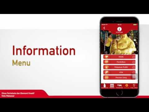 Apps Tourism Makassar - Your Digital Guide