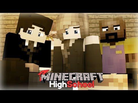 Death of a Friend | Minecraft HighSchool [S10: Ep.19 Minecraft Roleplay Adventure]
