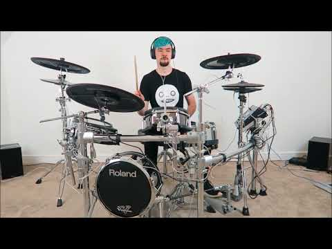 System Of A Down - Chop Suey Drum Cover (by Jacksepticeye) NO INTRO!