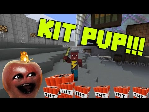 KIT PVP TNT ACDC Minecraft Parody Sg