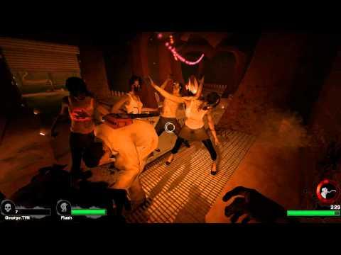 Left 4 Dead 2 Vs: Zombies gonna Zomb