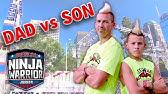 Beckstrand Mohawk Ninja DAD VS. SONAmerican Ninja Warrior JuniorUniversal Kids