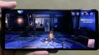 Identity v GAMEPLAY ON GALAXY J8