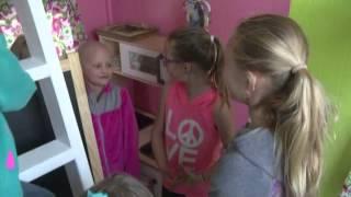 Girl With Leukemia Denied Playhouse By Hoa Gets Wish