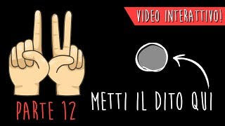 METTI IL DITO QUI 12 - Il fantasma [Video Interattivo] - MyPersonalPizza