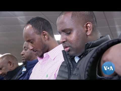 US Somali Community Mourns Mosque Attack