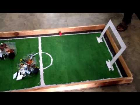 Robots Playing Football One Of The Coolest Video Ever Seen