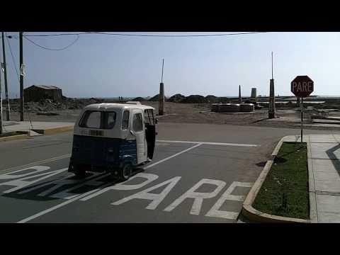 Backpacking South America: Pisco, Peru