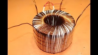 How to make transformer for amplifier  transformer making  electronics