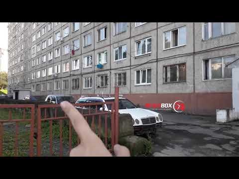 Житель Владивостока вышел к Приморской администрации со одиночным пикетом