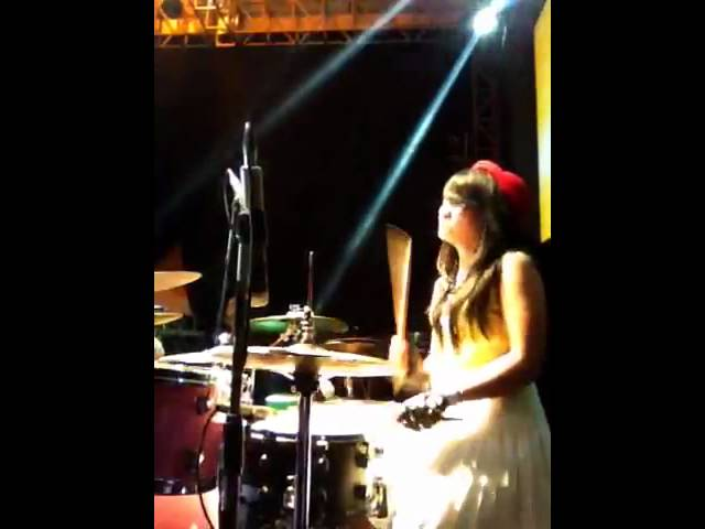 Jeane phialsa (alsa) female drummer - With Loop Control - YouTube for  Musicians