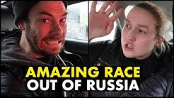 Amazing Race Out Of Russia!