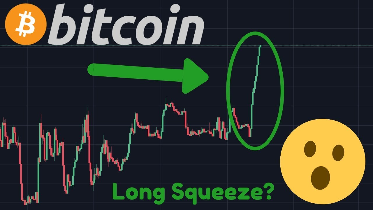 BITCOIN LONGS GOING PARABOLIC!! MASSIVE LONG SQUEEZE COMING?!!! | New CME GAP!