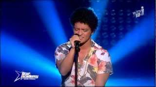 Video Bruno Mars - When I Was Your Man (Star Academy) download MP3, 3GP, MP4, WEBM, AVI, FLV Juni 2018