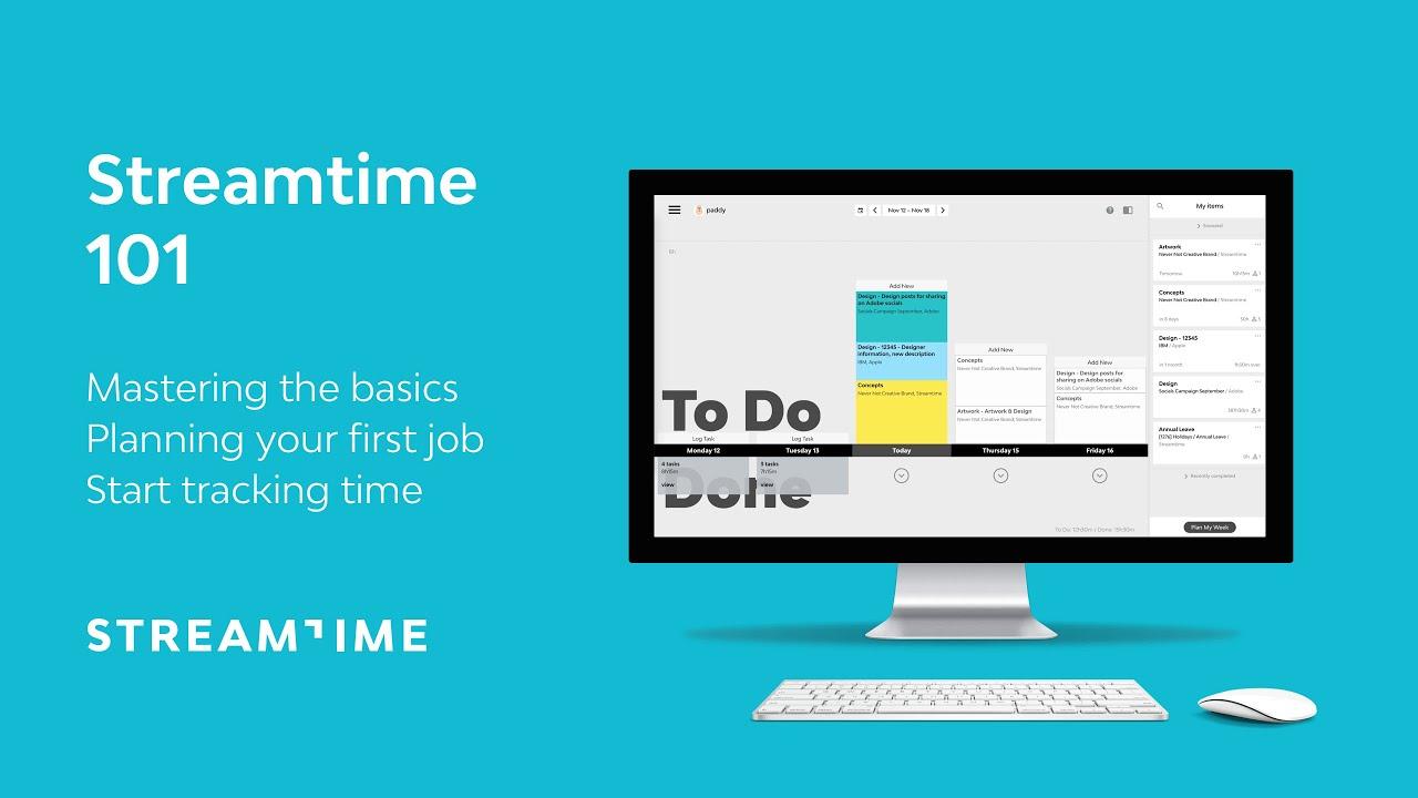 Download Streamtime 101