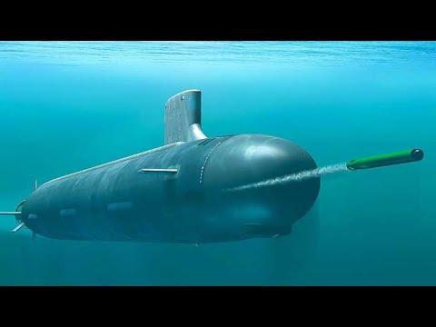 🔴 Россия испытала подводный беспилотник «Статус-6»