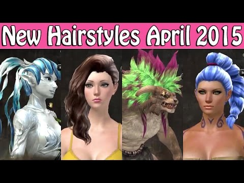 Guild wars 2 frisuren 2015