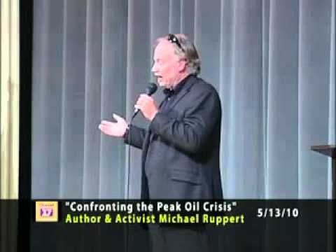 Michael Ruppert - Confronting The Peak Oil Crisis