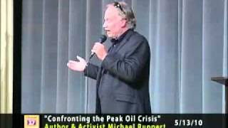 Michael Ruppert - Confronting The Peak Oil Crisis