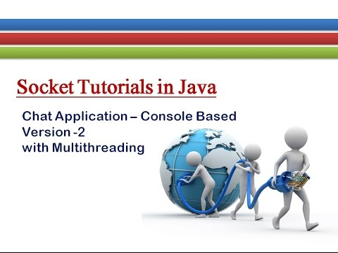 How To Develop Simple Chat Application Version-2 # Socket Tutorials