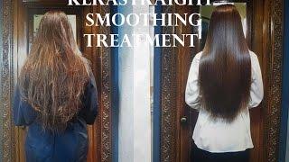 видео Кератиновое восстановление волос
