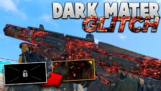 BLACK OPS 4 GLITCH, INSTANT DARK MATTER CAMO!!! READ DESCRIPTION.
