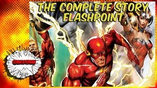 Flashpoint (The Flash) - Complete Story