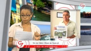 G7 - De olho no Guarujá - Fim do Diário Oficial