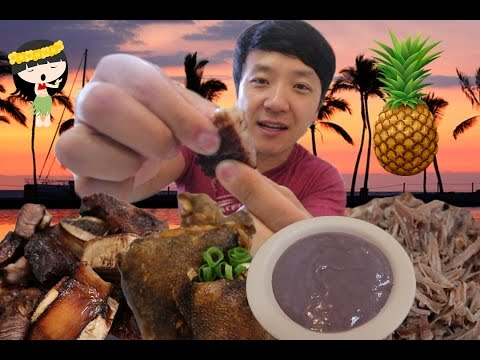 Authentic Traditional HAWAIIAN Food!