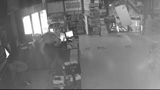 Thieves Smash Through Bottle Shop Doors With Ute