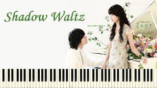 Shadow Waltz (Jang Se Yong) - Spring Waltz OST (Piano Tutorial)