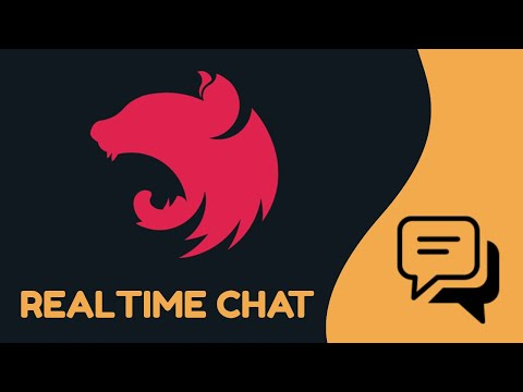 Build a Realtime Chat App with NestJS in 10 minutes