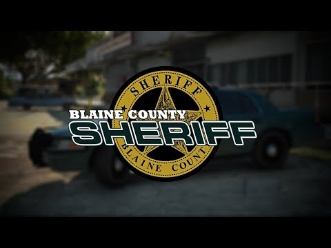 Full Download] Blaine County Sheriffs Office Ford Crown Vic
