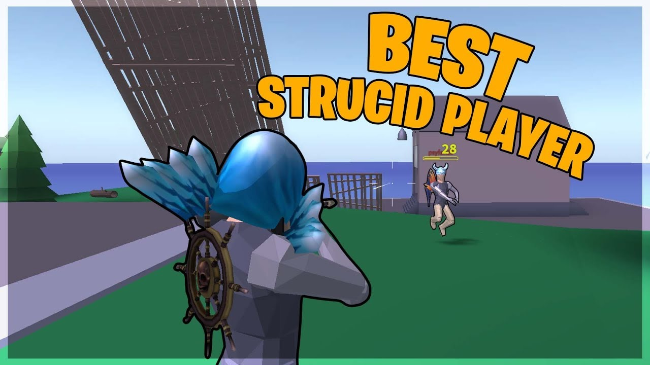 BEST STRUCID PLAYER (Roblox tryhard) - YouTube