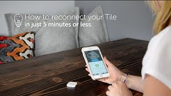 I'm right next to my Tile but it won't connect! What do I do?