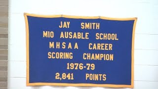 Mio legend, Jay Smith, honored as 1979 Retro Mr. Basketball