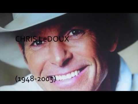 CHRIS LeDOUX 'EVEN COWBOYS LIKE A LITTLE ROCK @ ROLL' 1984 (guest Charlie Daniels)