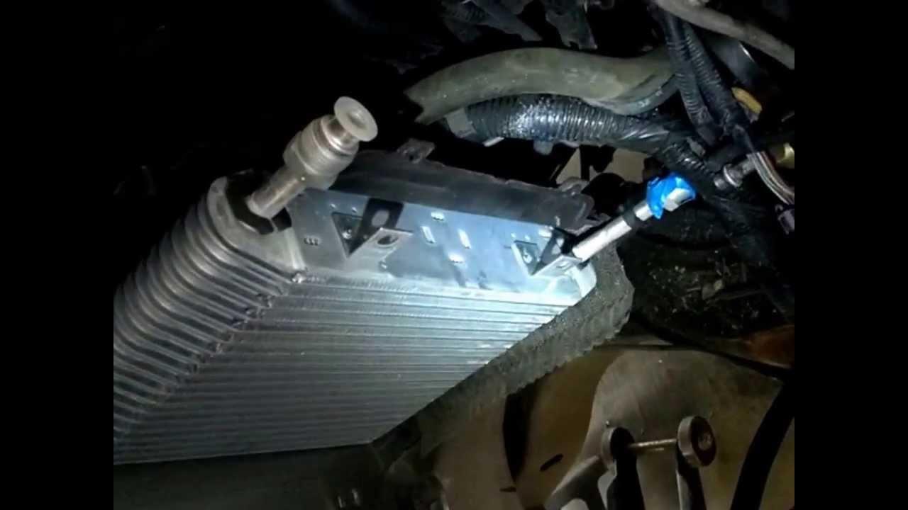medium resolution of s10 evaporator core replacement