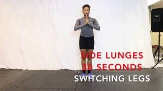 XLNT HIIT LOWER BODY