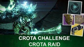 Destiny: Crota Challenge Guide / Crota Raid Challenge Guide (Deutsch/German)