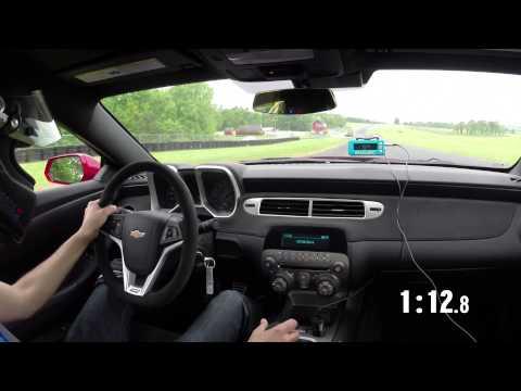 2014 Lightning Lap: Chevrolet Camaro Z/28