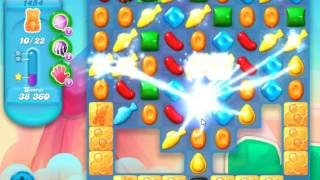 Candy Crush Soda Saga Level 1454 - NO BOOSTERS