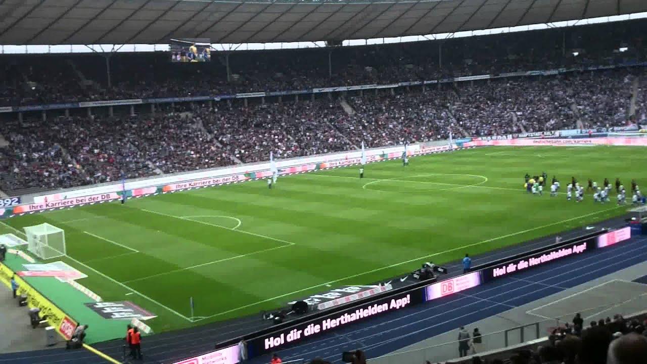 Hertha Bsc Vs Frankfurt